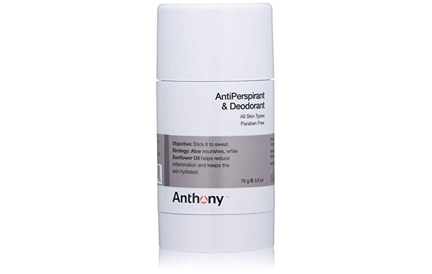 Anthony Antiperspirant Deodorant