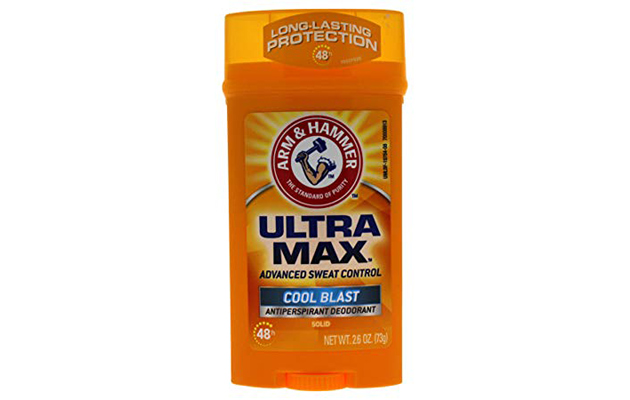Arm & Hammer Ultra Max Invisible Solid Antiperspirant Deodorant