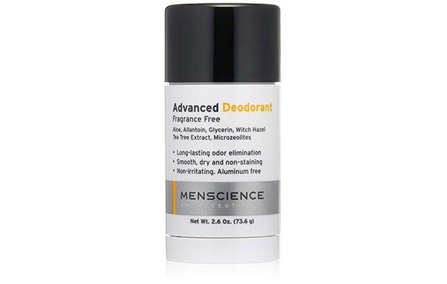 MenScience Androceuticals Advanced Deodorant