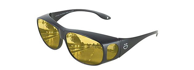 Optix 55 HD Day Night Driving Anti Glare Glasses
