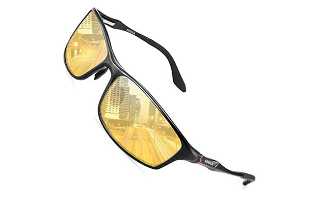 SOXICK Anti-Glare Night Driving Glasses