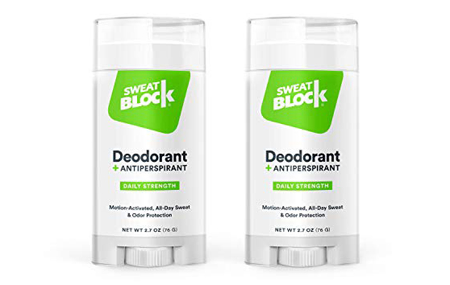SweatBlock Deodorant Antiperspirant for Men