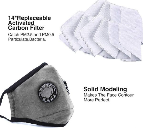 ANALAN Reusable Washable Filters