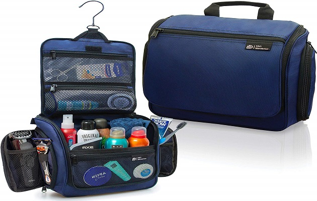 DD D&D Wanderlust Hanging Travel Toiletry Bag