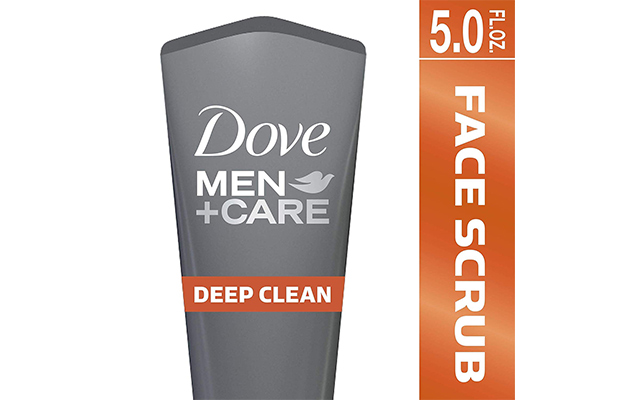 Dove Men+Care Face Scrub
