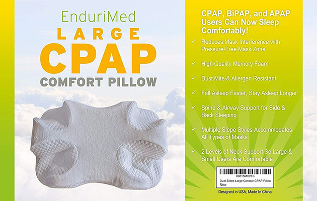 EnduriMed Large CPAP Comfort Pillow