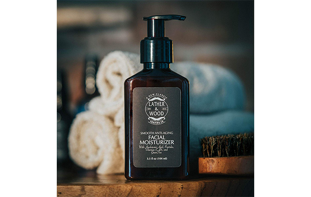 Lather & Wood's Luxurious