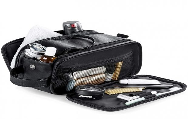 Lizzton Toiletry Bag for Men