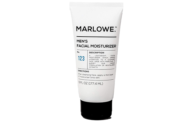 MARLOWE. No. 123 Men's Facial