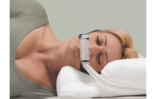 MARS WELLNESS CPAP Pillow for Side and Stomach Sleepers