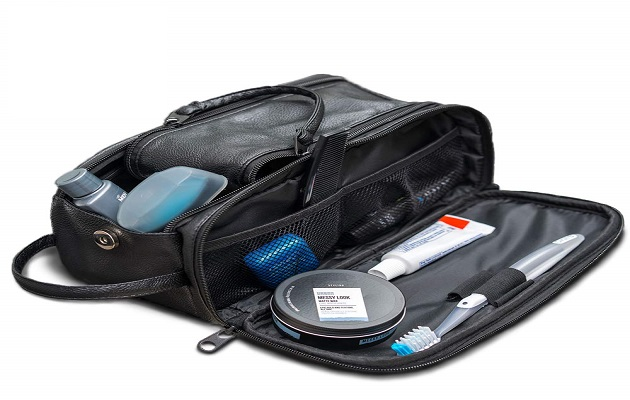 QS USA Toiletry Bag for Men