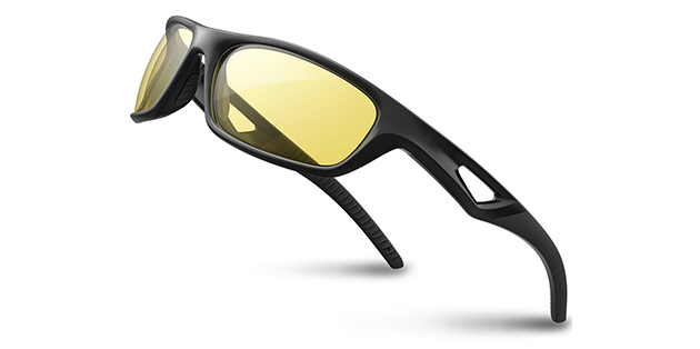 RIVBOS Polarized Sports Cycling Sunglasses