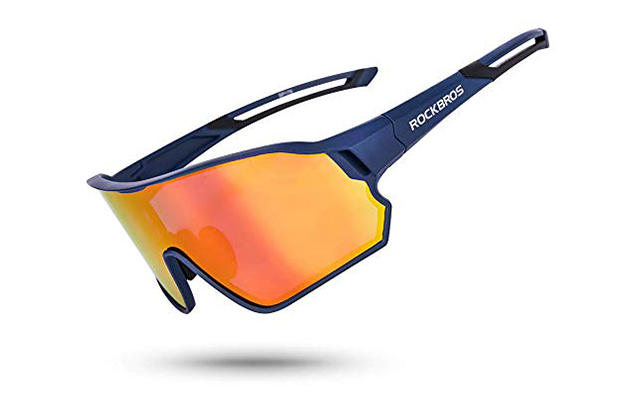 ROCK BROS Polarized UV Protection Cycling Sunglasses