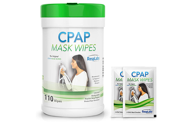 RespLabs Medical CPAP Mask Cleaning Wipes