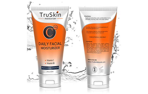 The TruSkin Vitamin C Moisturizer