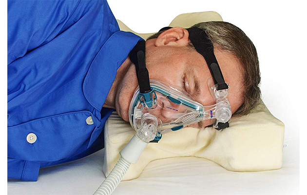 TruContour CPAP Pillow for Side Sleepers