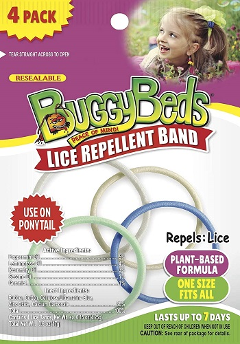 BuggyBeds Lice Repellent Hair Bands