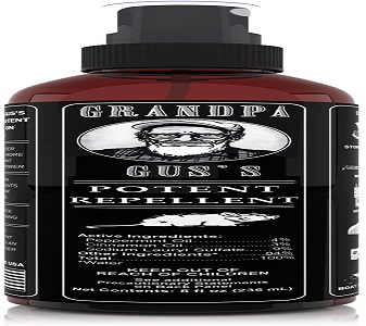 Grandpa Gus's Mouse Rodent Repellent Spray