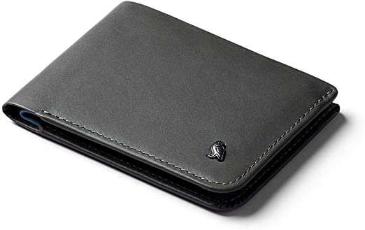 Bellroy Hide and Seek, slim leather wallet