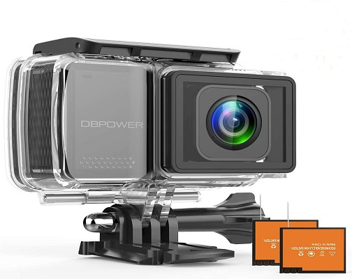 DBPOWER EX7000 PRO 4K Action Camera