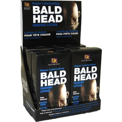 Daggett and Ramsdell Bald Head Shaving Lotion