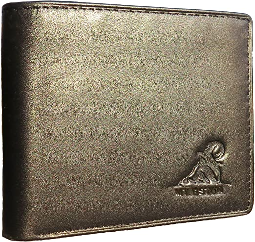 Mt. Eston RFID Blocking Trifold Bifold Men's Wallet