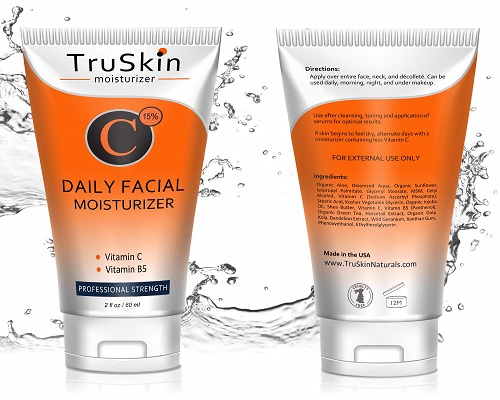 The TruSkin Vitamin C Moisturizer For Men