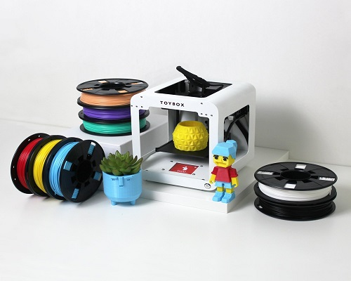 Toybox 3D Printer Review