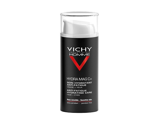 Vichy Homme Hydra Mag C+ Face Moisturizer