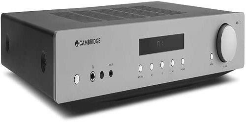 Cambridge Audio AXA35 35 Watt 2-Channel Integrated Stereo Amplifier