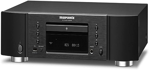 Marantz CD6006 Premium Audio Sound Through a CD Player and iDevices