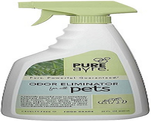 PureAyre – All-Natural Plant-Based Pet Odor Eliminator