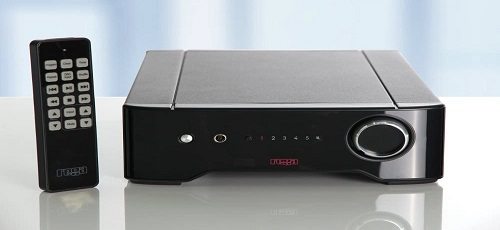 Rega - Brio - Integrated Amp - Black