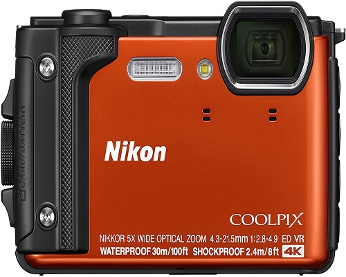 Best Waterproof Point and Shoot Camera