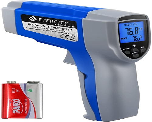 Etekcity Infrared Thermometer 1022D
