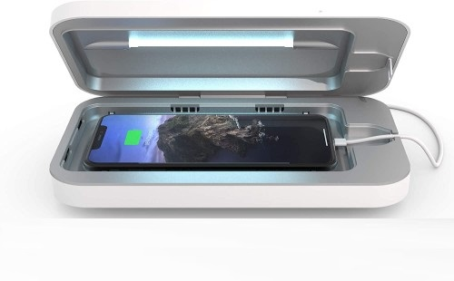 PhoneSoap 3 UV Smartphone Sanitizer and Universal Charger