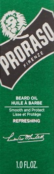 Proraso Refresh Beard Oil