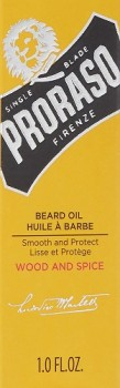 Proraso Wood and Spice Beard Oil