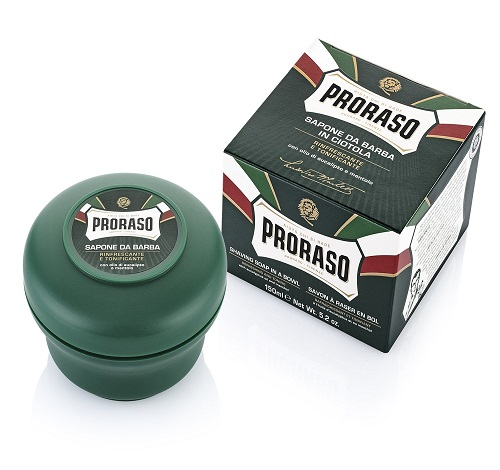 Proraso Shaving Soap In A Bowl - Refresh, 5.2 oz
